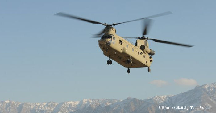 Workhorse Battalion concludes CH-47F verification process