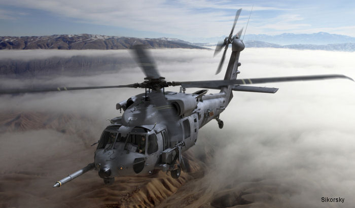 Sikorsky Awarded U.S. Air Force Contract to Develop New Combat Rescue Helicopter