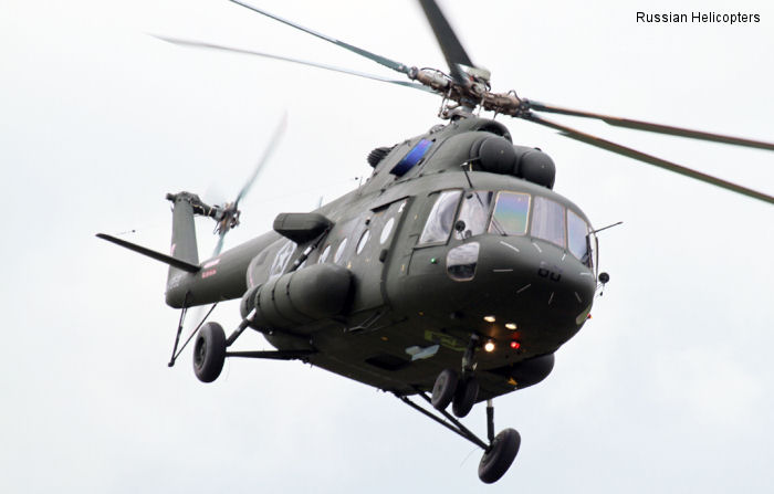 Russian Helicopters to showcase commercial and military models at Defence Services Asia 2014