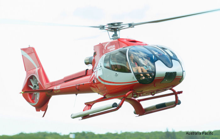Nautilus soars with Airbus Helicopters in Far North Queensland