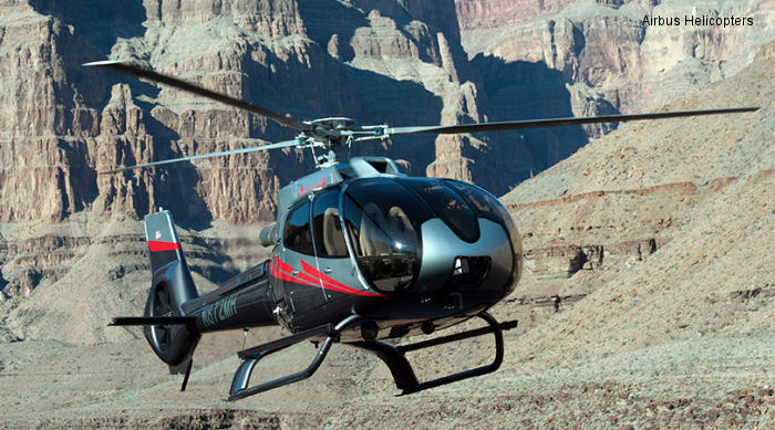 Maverick Helicopters continues fleet upgrade by adding EC130T2s