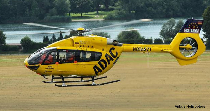 EC145 T2 receives FAA certification in the United States