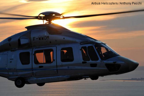 NHV orders six additional EC175s from Airbus Helicopters