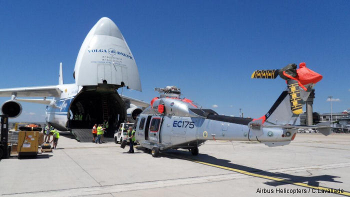 The EC175 tests the limits of high and hot in the United States