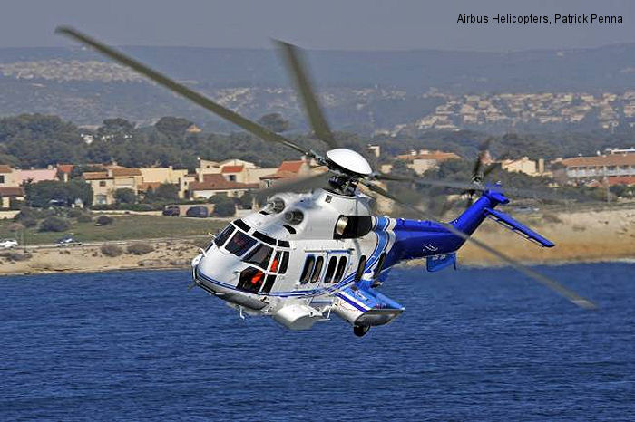 EASA certifies Airbus Helicopters EC225 gear shaft redesign