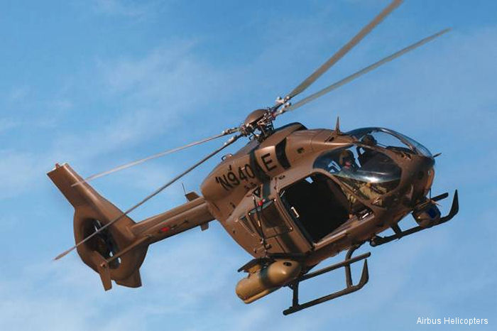 Airbus Helicopters presents defense lineup at Eurosatory 2014