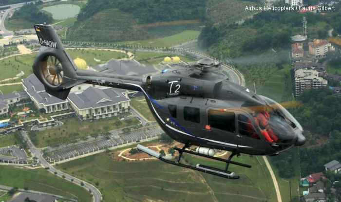 Durable market presence and innovation are Airbus Helicopters focus at Farnborough 2014
