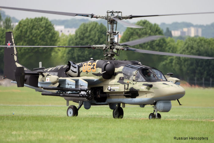 Russian Helicopters to showcase commercial and military models at Farnborough International Airshow