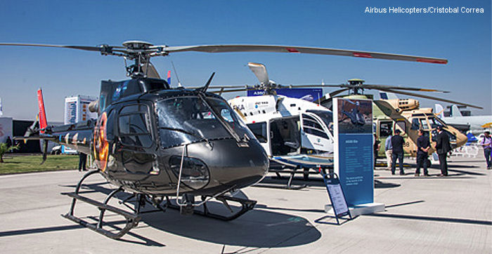 With six deals locked in, FIDAE confirms Airbus Helicopters leading presence in Latin America