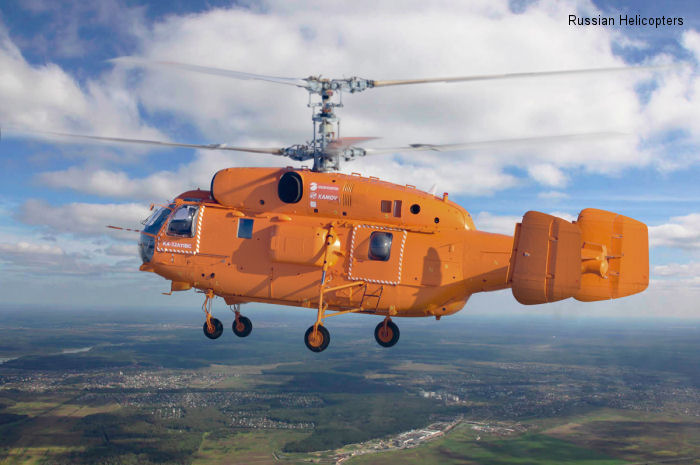 Russian Helicopters to showcase new models at FIDAE 2014 in Chile