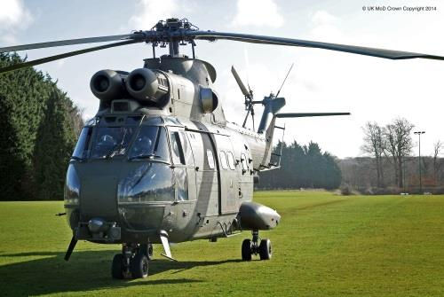 Heli-One Achieves U.K. Defence Helicopter Engine-Support Certification