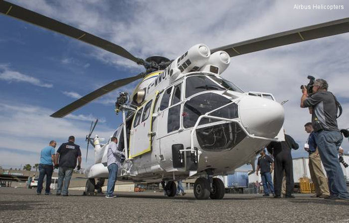 Airbus Helicopters scores 78 bookings at Heli-Expo