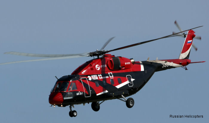Russian Helicopters at HeliRussia 2014