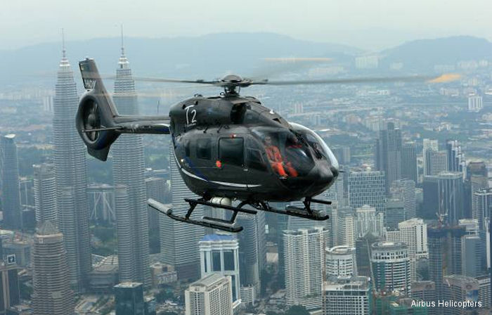 Airbus Helicopters focus on continuous improvement comes to Helitech International