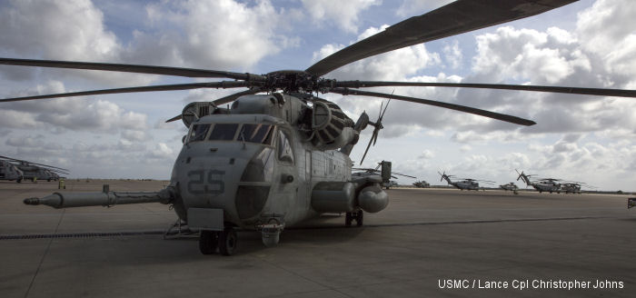 HMH-462 squadron celebrates 70 years of service