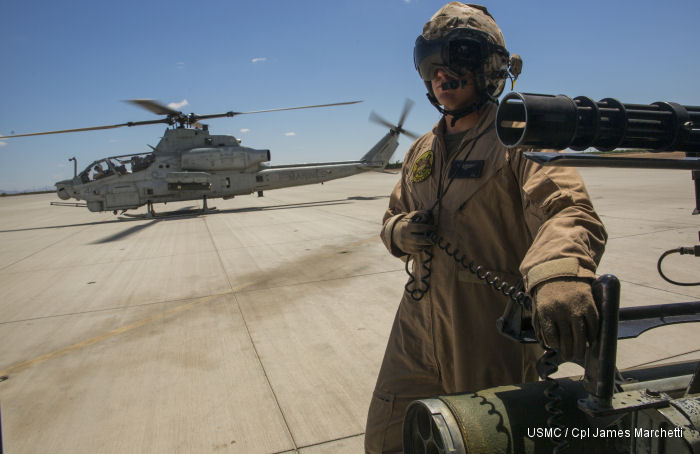 Yodaville Provides Realistic Urban Close Air Support to HMLA-369