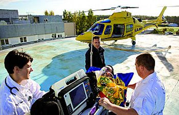 SUMMA 112 Awards INAER Spain the Air Ambulance Contract for Madrid
