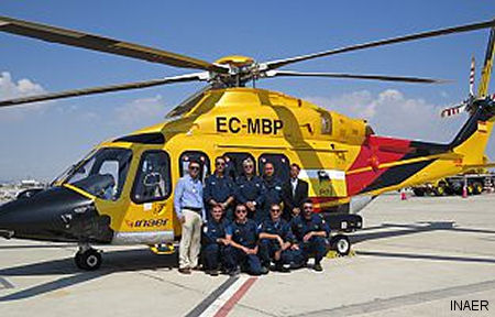 INAER Aviation Italy: 2-year contract with ENI for off-shore helicopter transportation in Cyprus