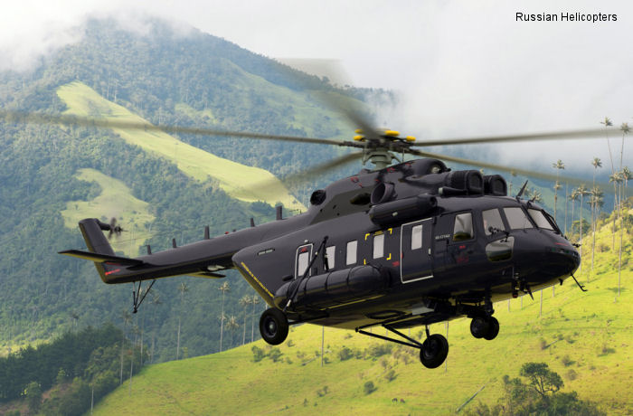 Russian Helicopters to display latest developments at India Aviation 2014