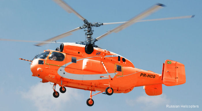 Russian Helicopters gives green light to Brazilian service centre