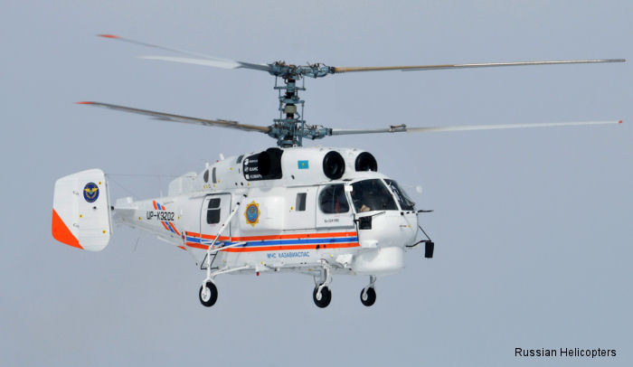 Russian Helicopters boost success on Kazakhstan military aviation market