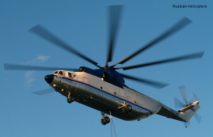 Russian Helicopters at KADEX 2014