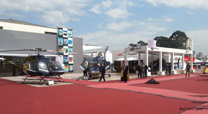 Bell Helicopter to Feature its Latest Light Aircraft Offerings at LABACE 2014