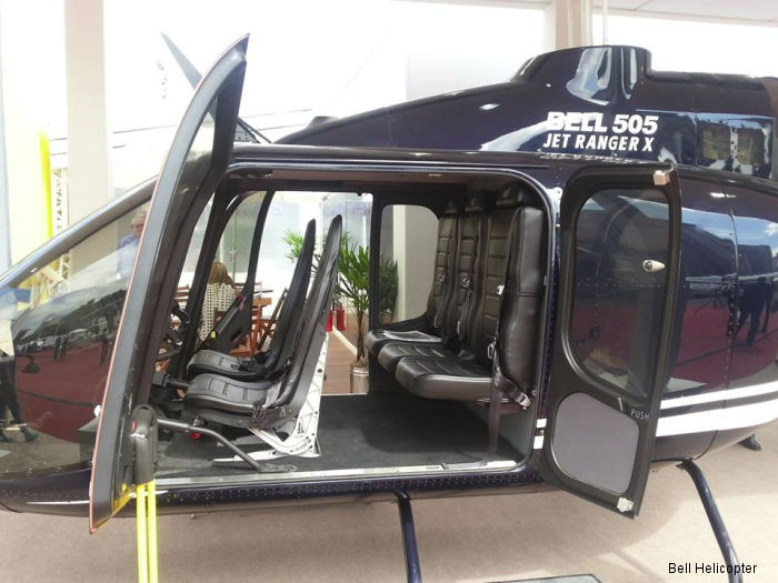 Bell Helicopter at LABACE 2014
