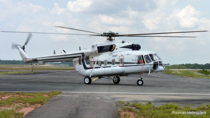 Russian Helicopters to share experience of operating Ka-32A11BC and Мi-171А1 in Latin America