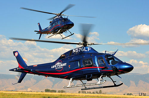 Life Flight Network Relocates Air Medical Base to Cottage Grove