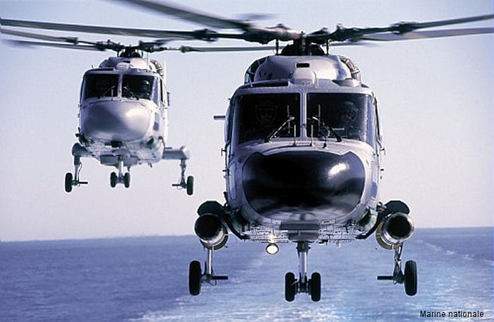 Vector announces MRO programme for French Navy Lynx helicopters