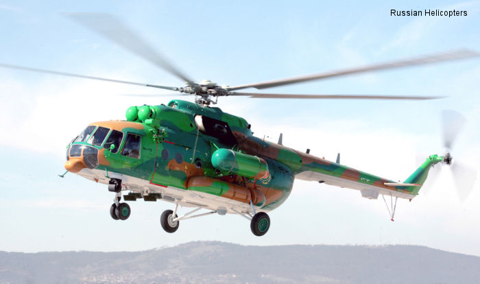 Russian Helicopters to supply Mi-171E for Kazakhstan Emergencies Ministry