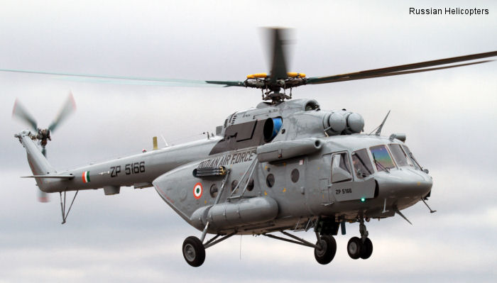 Rosoboronexport and Russian Helicopters continue fulfilment of India contract with landmark 3,500th Mi-17
