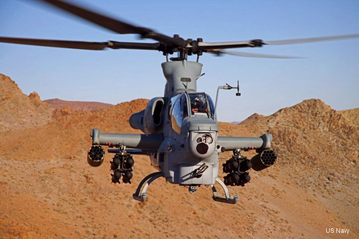 US Marines Corp <a href=/database/model/259/>AH-1Z Viper</a>