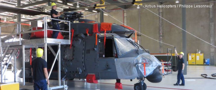 NH90: Retrofit of New Zealand's fleet completed