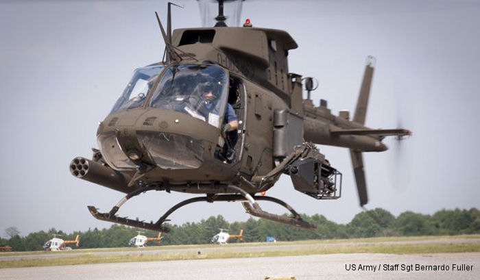 End of an era: Last OH-58D Kiowa Aviator class to graduate