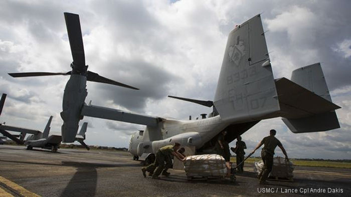 Since October 2014 a detachment from Special Purpose Marine Air-Ground Task Force Crisis Response-Africa  (SPMAGTF-CR-AF) is supporting <b>Operation United Assistance</b>, the US response to the Ebola crisis in Liberia