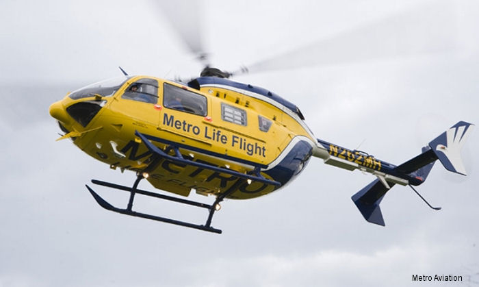 Metro Life Flight To Test In-Flight Delivery of Plasma