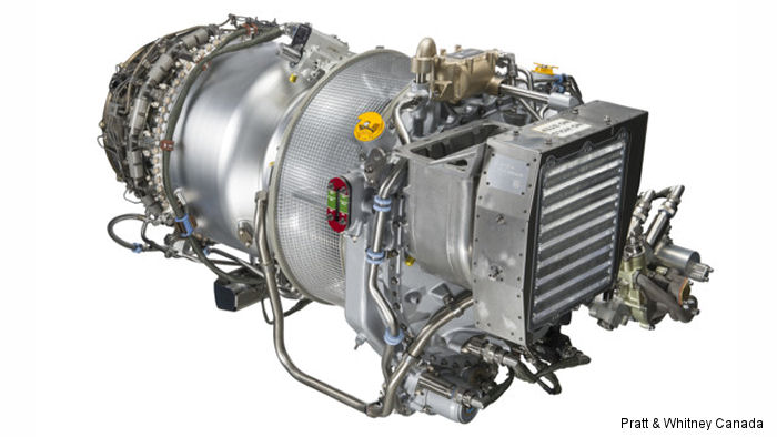 Pratt & Whitney Canada's new PW210A engine earned certification from  European Aviation Safety Agency (EASA) clearing the way for its entry into service on AgustaWestland new AW169 helicopter