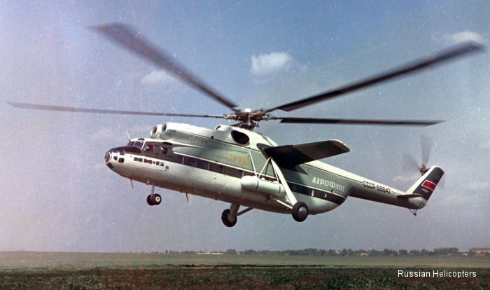 Major Russian military helicopter producer celebrates 75th anniversary