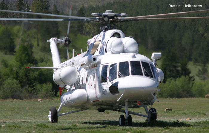 Over 150 Russian-made helicopters involved in UN peacekeeping operations