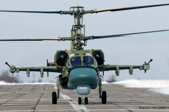 Russia Celebrates Army Aviation Day
