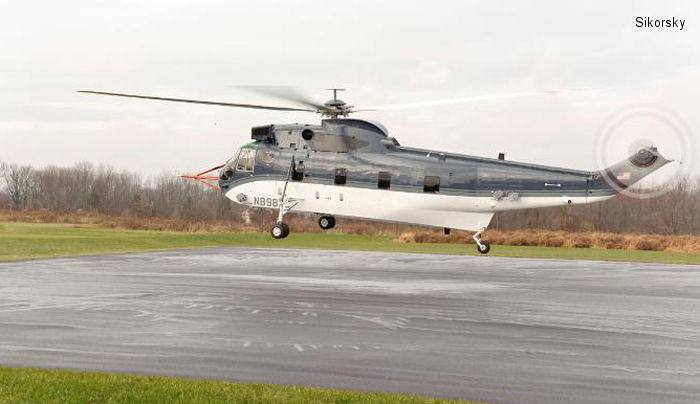 Sikorsky S-61T Triton