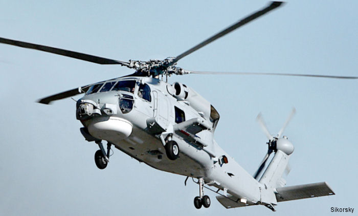 India's Navy selected the Sikorsky S-70B Seahawk to fulfill its Multi-Role Helicopter requirement. Negotiations will now begin to procure 16 helicopters plus an option for eight additional aircraft