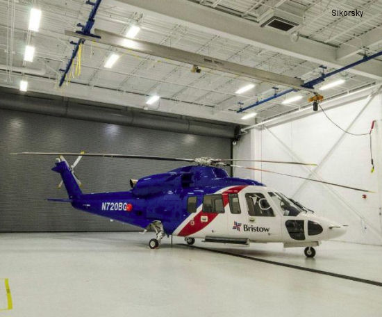 Sikorsky Announces S-76D Aircraft Entry Into Service Program