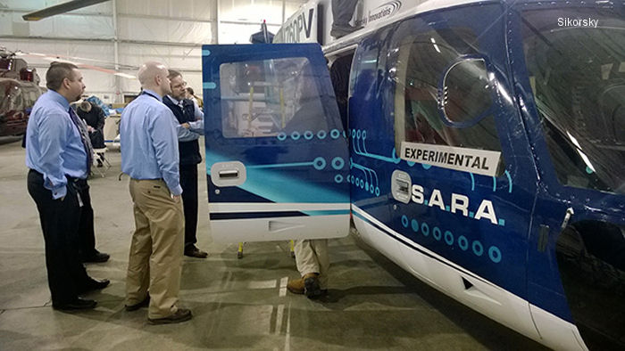 Sky is the Limit for SARA as FAA Grants Certificate of Airworthiness