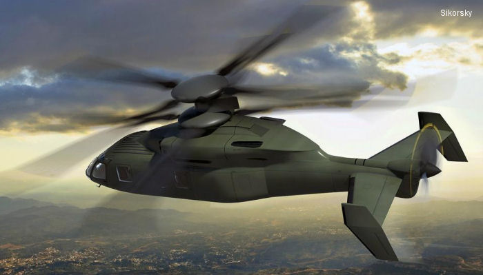 Sikorsky, Boeing Selected to Build Technology Demonstrator for Future Vertical Lift SB-1 Defiant expected to fly in 2017