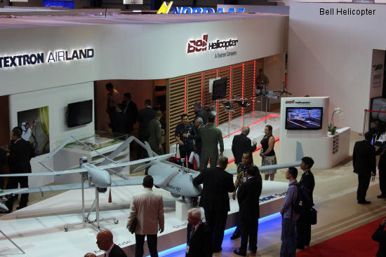 Bell Helicopter to Showcase Breadth of Product Offerings at Singapore Airshow