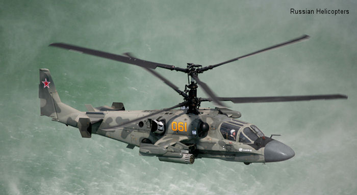 Russian Helicopters to display commercial and military helicopters at Singapore Airshow 2014