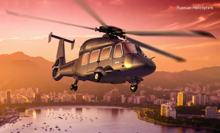 Russian Helicopters at Singapore Airshow 2014
